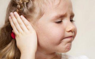 Болит ухо у ребенка — что делать и каковы причины