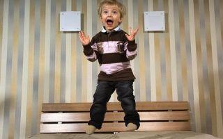 Гиперактивность у детей — в чем причина и что делать