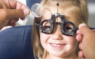 Близорукость (миопия) у детей дошкольного и школьного возраста