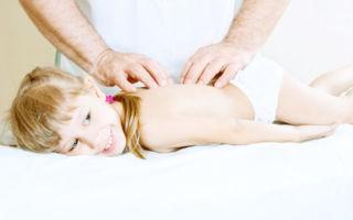 Методики массажа при ДЦП (детском церебральном параличе)