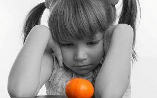 Дети с аллергией на еду: как с этим бороться