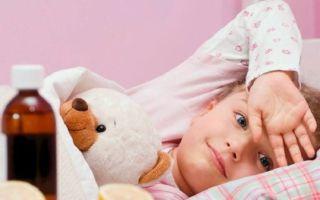 Как вылечить влажный кашель у ребенка