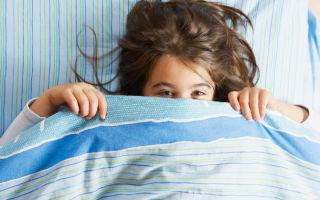 Как помочь ребенку дома, если у него энурез