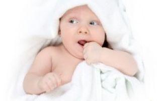 Детская молочница — причины, симптомы, и лечение