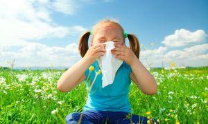 Аллергии у ребенка