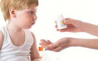 Выбираем лекарственные препараты для лечения диареи у детей