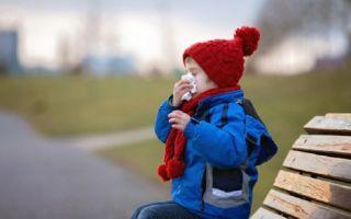 Можно ли выходить на прогулку с ребенком при бронхите
