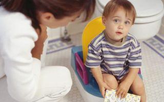 Как избавить ребенка от болей в животе с поносом