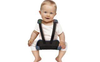 Использование подушки фрейка для лечения новорожденного и ребенка постарше