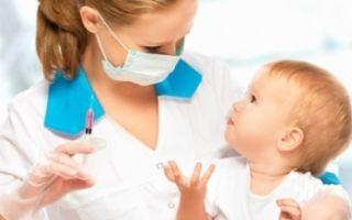 Календарь прививок до года — какие прививки и когда нужно делать малышу
