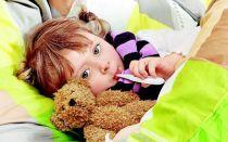 Что дать ребенку при обнаружении первых признаков простуды