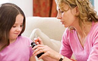 Антибиотики при бронхитах у детей
