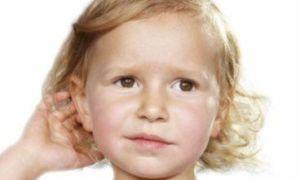 От чего может появиться шишка за ухом у ребенка и как от нее избавиться