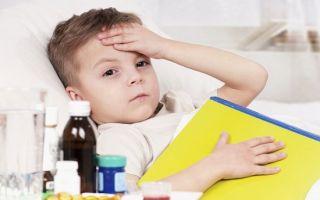 Бронхит у ребенка: с температурой или без нее