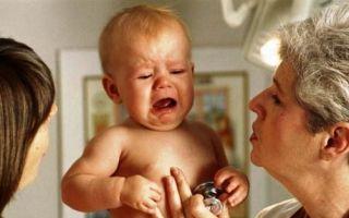 Причины и лечение кашля у ребенка в 1 год