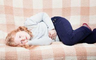 Острая форма аппендицита у детей