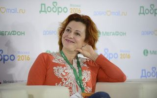 Елена Смирнова: главное — чтобы ребенок не болел