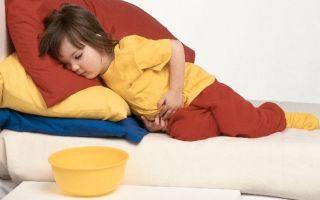 Вся информация по рвоте у ребенка