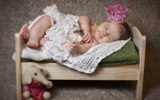 Выбираем кроватку для младенца