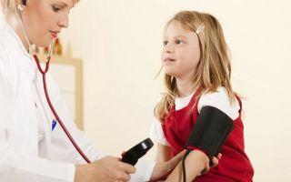 Причины, диагностика и лечение артериальной гипертензии у детей
