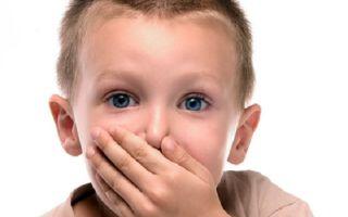 Заикание у детей — причины ,методы лечения и полезные советы