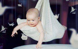 О пеленании новорожденного