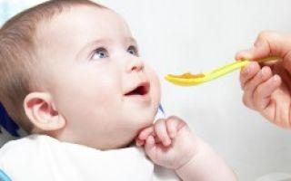 Частые срыгивания у ребёнка