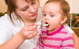 Список лекарств против коликов у малышей