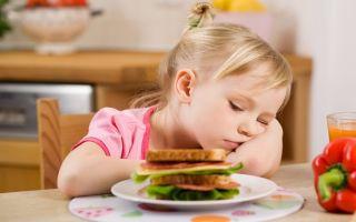 Диеты при аллергии у ребенка