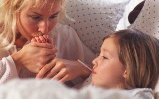 Опасность ложного крупа у детей и принципы его лечения