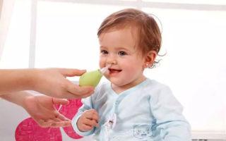 Сосудосуживающие назальные капли для детей