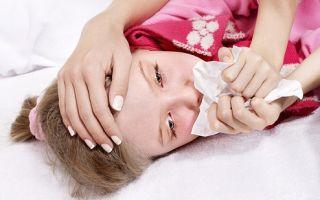 Симптомы и лечение коклюша у детей