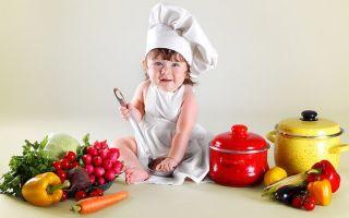 Каких витаминов недостаточно младенцам?