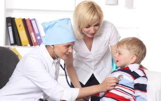 Лакунарная ангина у ребенка