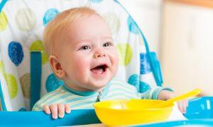 Составляем здоровое меню для ребенка в 1 год
