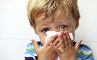 Как лечить зеленые сопли у детей и отчего они появляются