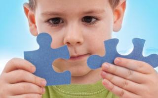 Симптомы  и методы воспитания детей с задержкой психического развития