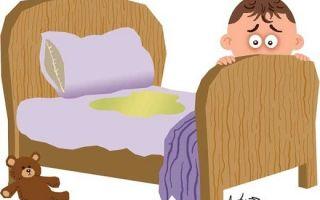 Современные аспекты клиники и лечения ночного энуреза