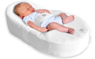 Выбираем мягкий и полезный матрас для новорожденного малыша