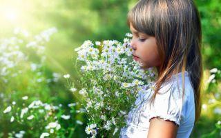 Безопасное лечение простуды у детей травами и чаем