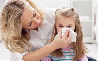 Признаки и лечение гайморита у детей в любом возрасте