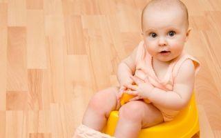 Жидкий стул у грудного ребенка — повод волноваться?