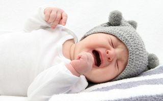 Чем помочь грудному ребенку при коликах