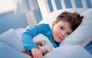 Лечение энуреза у детей любого возраста