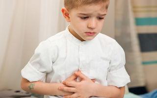 Дискинезия желчевыводящих путей в детском возрасте