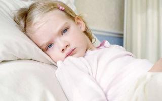 Какие болезни у ребенка проявляются рвотой и температурой без поноса