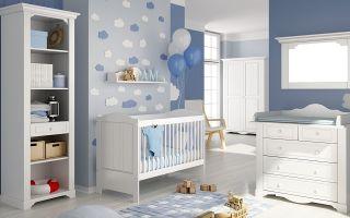 Какой должна быть детская комната для новорожденного