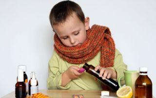 Прмиенение антибиотиков для профилактики и лечения ОРВИ у детей
