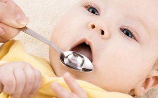Диарея у малышей до года