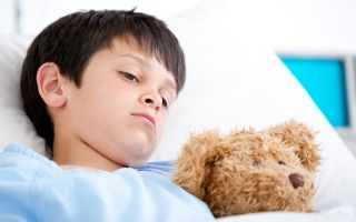 Определение симптомов кишечного гриппа у детей и методы лечения
